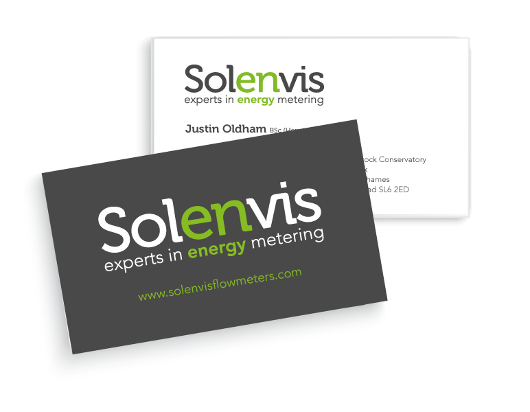Solenvis Business Card