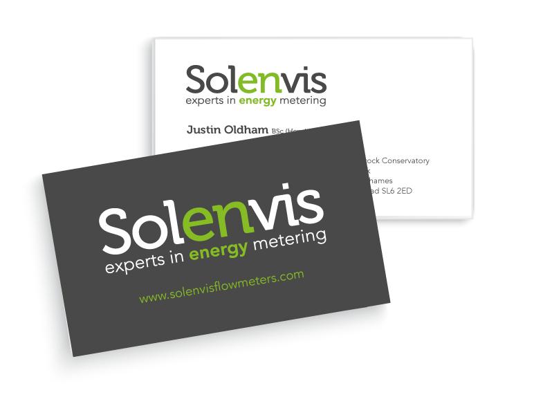 Solenvis Business Card