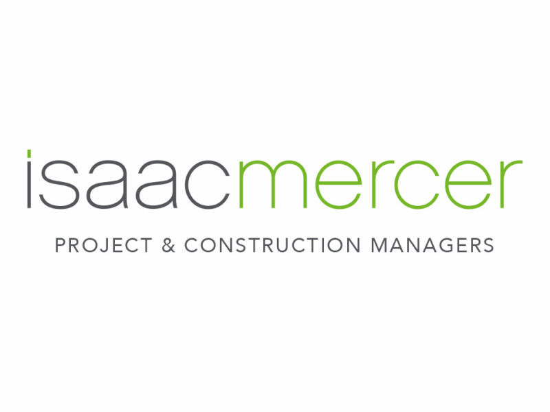 Isaac Mercer Logo Design