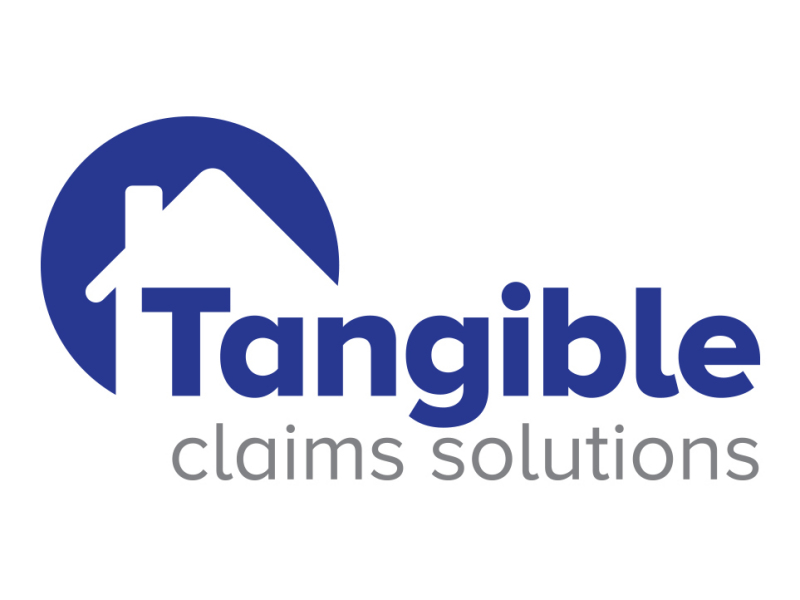 Tangible Claims Solutions Logo Design