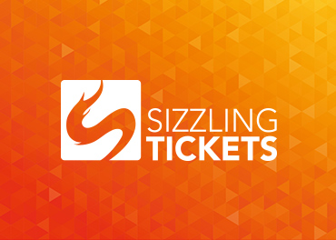 Sizzling Tickets Logo Design