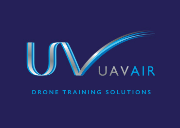 UAV-Air Logo Design
