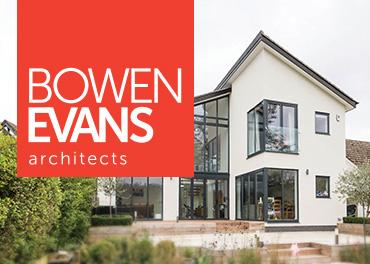 Bowen Evans Logo Design