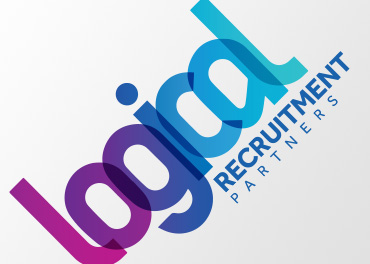 Logical Recruitment Logo Design