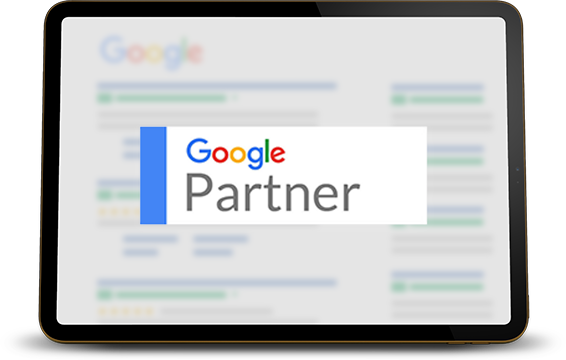 Google Partner Tablet