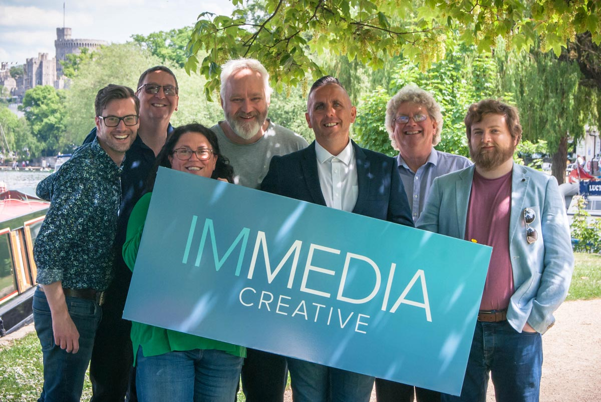 We Have Moved. Immedia Creative is now based in Windsor