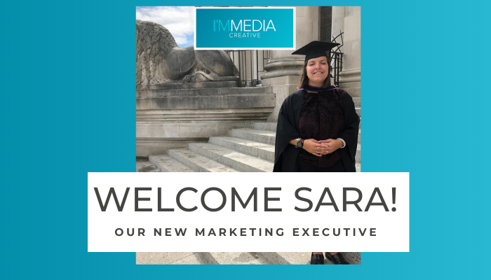 We've grown our team – welcome Sara.