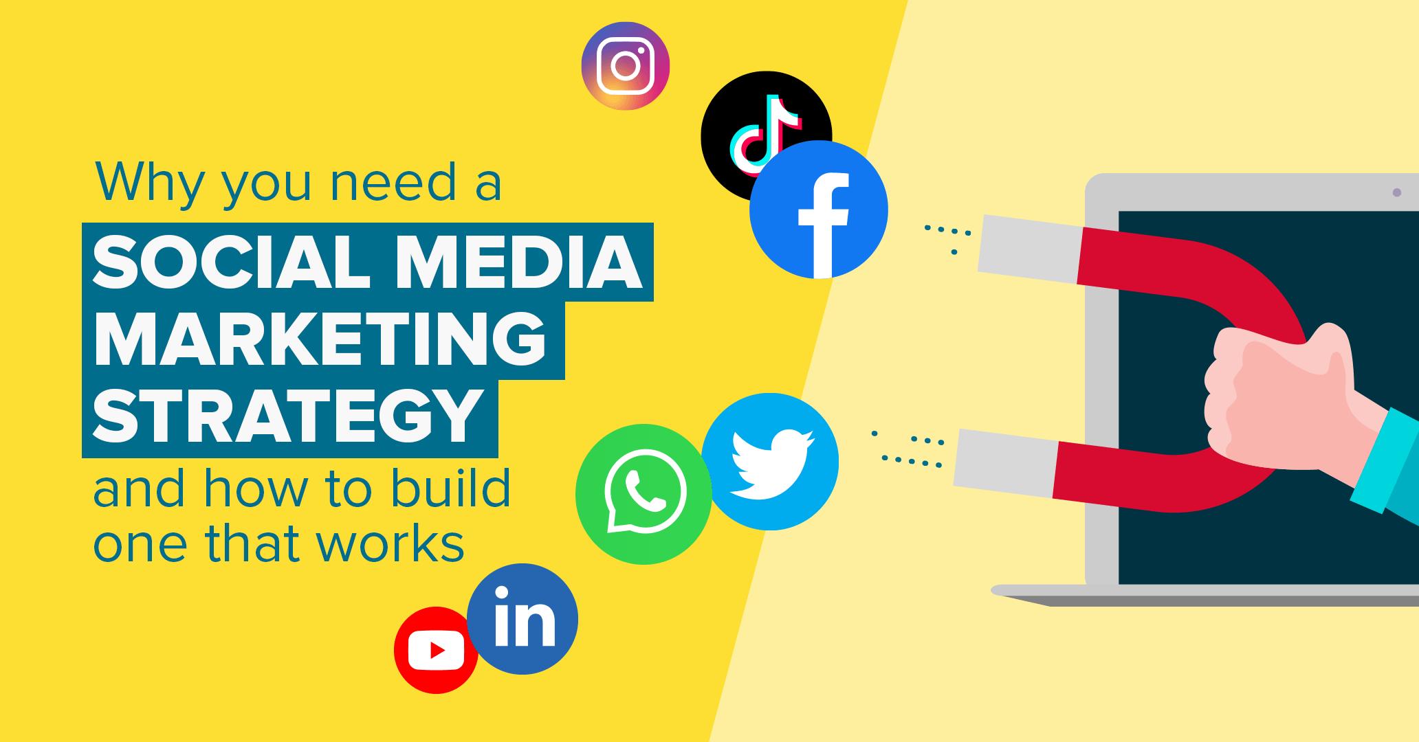 building a social media strategy